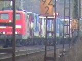 NIAG Re481, SNCF Prima, BR140, BR151, BR185, BR143, BR426 Bonn Beuel Süd
