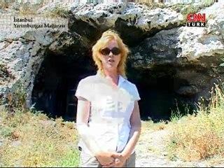 Yarımburgaz Mağarası - Taştaki Sır- Cnnturk - 2008