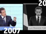 Schengen : Sarkozy s'inspire de son discours de 2007