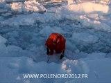 Bain de minuit au Groenland
