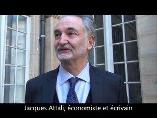 """Jacques Attali souhaite une """"eurofédération"""""""