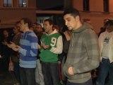 Axe-wielding arsonist kills imam in Brussels mosque