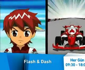 FLASH and DASH