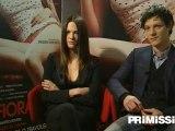 Intervista a Asia Argento e Andrea Bosca per Gli sfiorati - Primissima.it