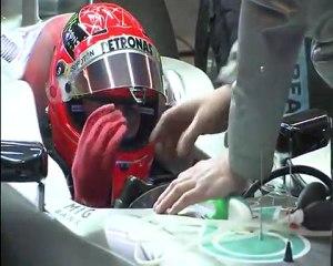 F1: Mercedes AMG W03