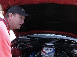 The Mustang Boss 302 5.0-Liter Hi-Po V8