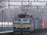 Lokomotiva 363 005-0 - Ústí nad Orlicí město, 13.3.2012 HD