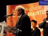 Jean-Paul Huchon et ses préférences pour le futur grand stade de rugby ...
