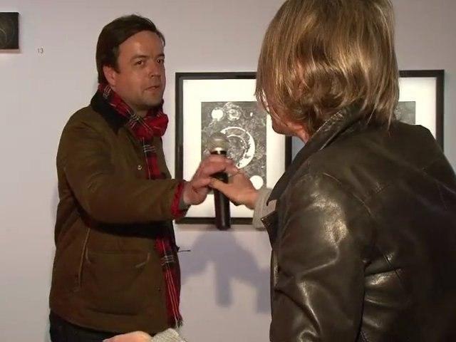 """Michael Quistrebert à propos de """"The Eight Sphere"""" - 2010 - Nouveau festival / 3ème édition"""