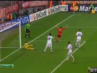 Bayern Munich - Basel 3:0
