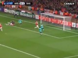 -Arsenal FC 2-1 FC Barcelona - UEFA Champions League Highlights 16_02_2011- - YouTube