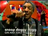 "Snoop Dogg & Tha Dogg Pound ""Gin & Juice"" Live @ Channel 4 ""The Word"", 02-11-1994"