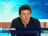 ♥ ♥ ♥PATRICK BRUEL INVITÉ DU JT DU 21/03/12 ♥ ♥ ♥