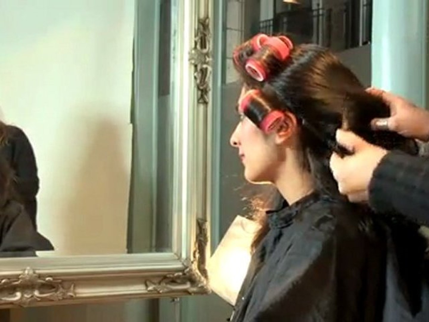 How To Use Velcro Hair Rollers Video Dailymotion