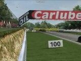 Acidente Bateria 2 Brands Hatch / Crash 2rd Race Brands Hatch