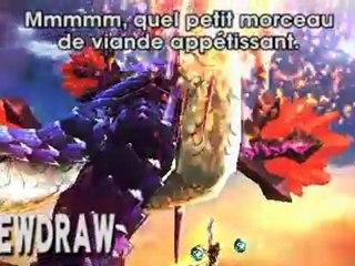 Medusa Trailer FR de Kid Icarus : Uprising