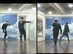 Exo M Exo K Dance