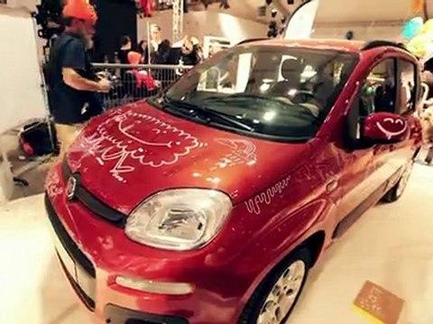 Fiat Panda x Colette x Kevin Lyons