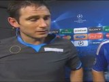 [HD]  Chelsea vs Napoli Interview Frank Lampard and John Terry from Champions League / 2012-03-14/15