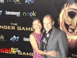 Woody Harrelson THE HUNGER GAMES World Premiere Arrivals