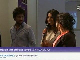 TVcheck Awards 2012 - les trophées de la SocialTV