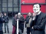 Anonymact Anonymous Protest Manif anti-ACTA Paris 10 Mars 2012