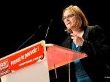 Discours de  Marie-Pierre Toubhans à Clermont Ferrand le 14 Mars 2012