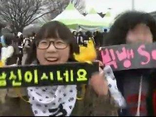 [kif] Big Bang - Big Show 2010 - Making Of