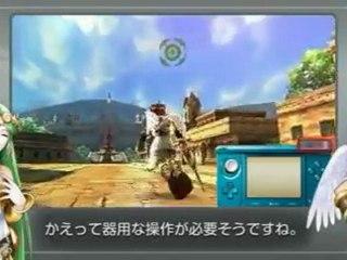 Gameplay 7 de Kid Icarus : Uprising