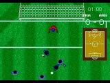 GameTronik CR: World Cup Italia 90 - MegaDrive (Fusion)