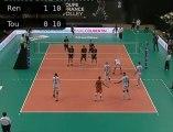 Volley - CDF 12 - Demi-finale masculine - Rennes / Tours - Samedi 10 mars 16h