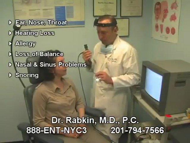 Dr. Dimitry Rabkin   Ear Nose Throat Doctor   Allergy Doctor