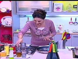 Choumicha - Cuisses de poulet grillé au four