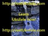 ukulele tutorial over the rainbow