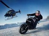 Ice Drifting Motorbike - Jorian Ponomareff