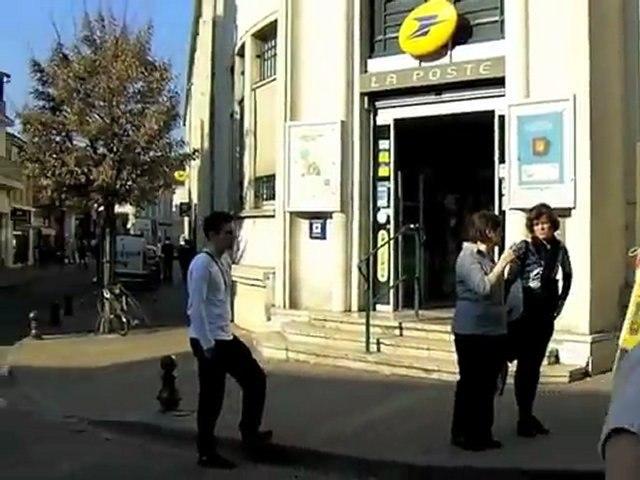 Bergerac : Très grave accident rue de la Résistance