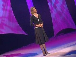 Anne Roumanoff aime Isabeau de R