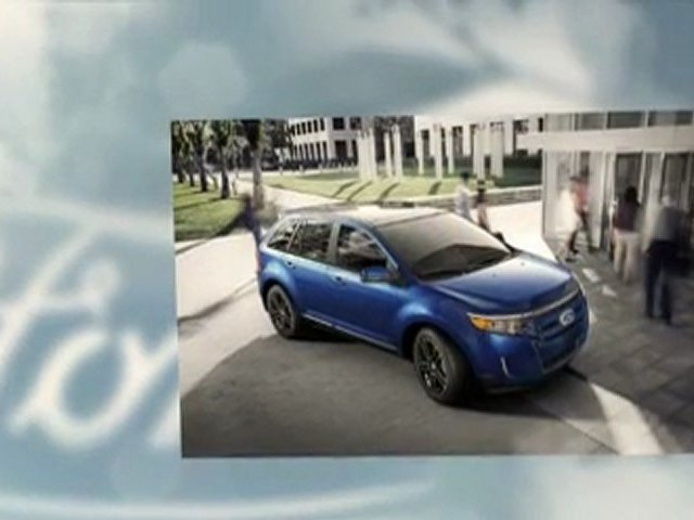 2012 Ford Edge at Ford Holland from Preferred Ford near Holland