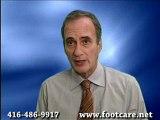 Heel Pain Treatment - Podiatrist, foot Doctor of Podiatric Medicine, Foot Specialist, Toronto, ON