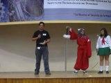 Inu Yasha - Concurso de Cosplay Femenil - ACME 4 - 10 y 12 de Marzo 2012