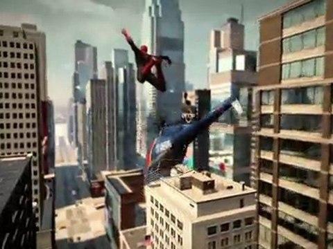 The Amazing Spider-Man : Le Lézard [Jouons Plus]