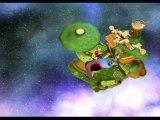 WT Mario galaxy 1 part3 les bzzz et les scarabées,les dalles et le surf
