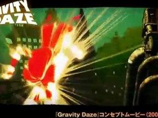 Version 2008 de Gravity Rush