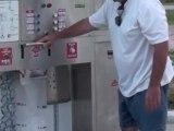 Ice Vending Machine | Ice machines for Ice Vending machine Business | bagofice.com