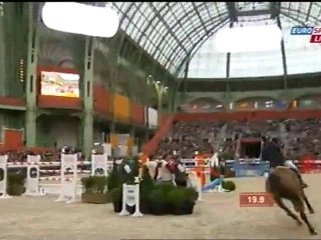 Paris 2012/03/18 Grand Palais Grand Prix CSI5* 1,60 m Jump-Off