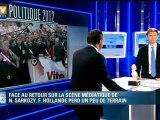 Politique 2012 : les sondages montrent que l'élection présidentielle sera serrée