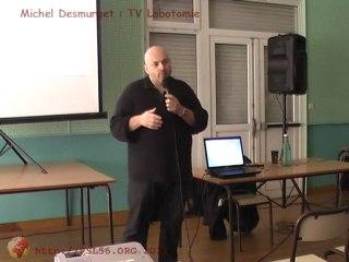 TV Lobotomie - La vérité scientifique sur les effets de la télévision (conférence) - Michel Desmurget - FSL56