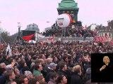 Discours de Jean-Luc Mélenchon à Bastille le 18 Mars 2012