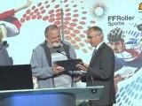Remise des récompenses Course - AG FFRS 2012