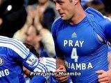 Le monde du football derrière Fabrice Muamba
